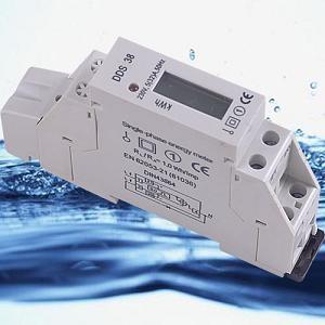 导轨式电能表-隆丰益电器集团有限公司-电能表